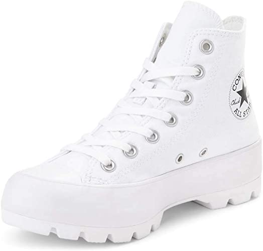 converses chuck taylor blanches